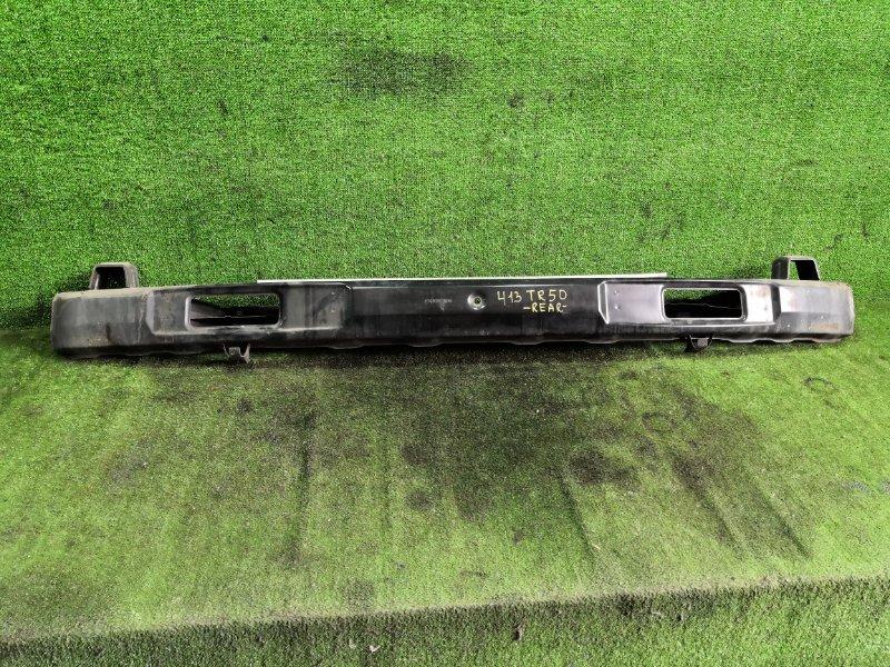 Усилитель бампера Nissan Terrano TR50 ZD30DDTI 1999 задний (б/у)