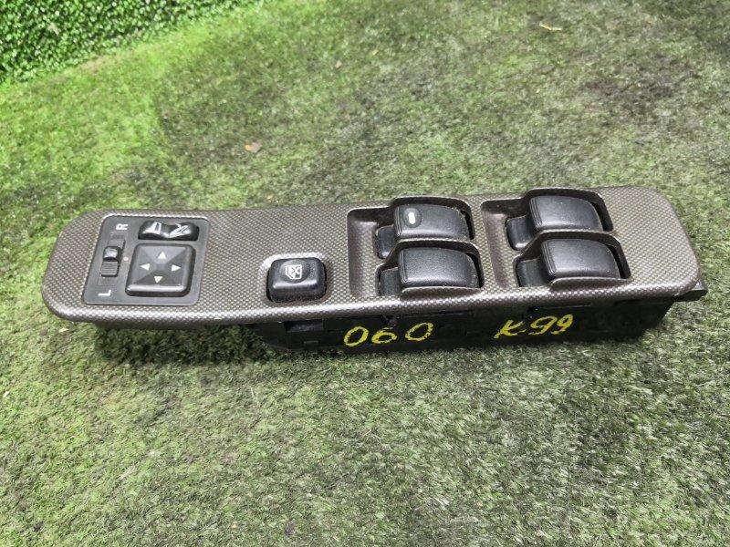 Блок управления стеклами Mitsubishi Challenger K99 6G74 1997 передний правый (б/у)