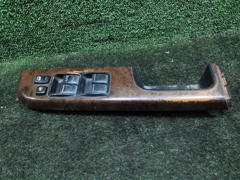 Блок управления стеклами Nissan Safari WGY61 TB45E передний правый (б/у)