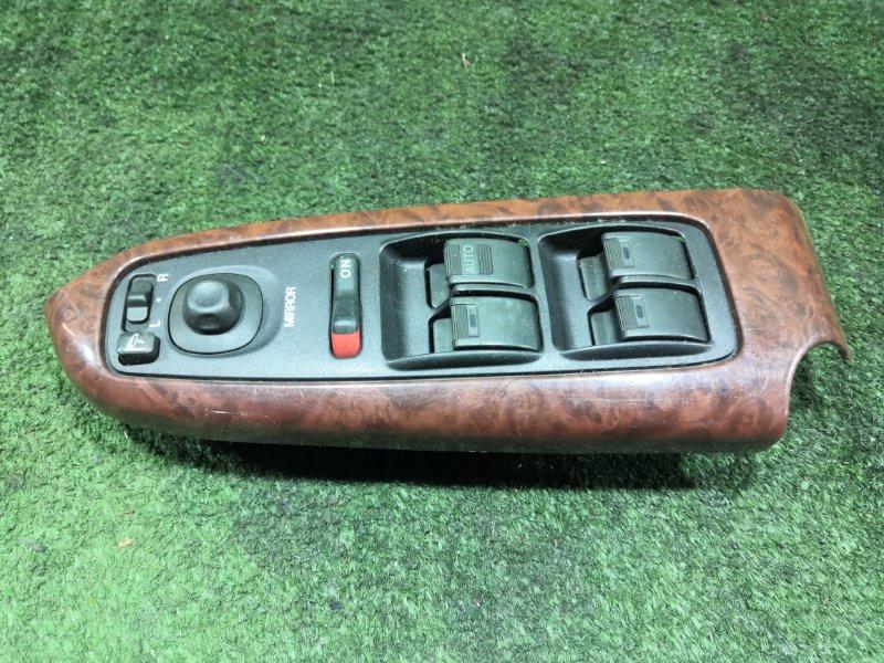Блок управления стеклами Honda Mdx YD1 J35A 2003 передний правый (б/у)