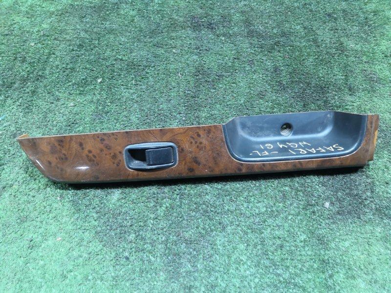 Блок управления стеклами Nissan Safari WGY61 TB45E передний левый (б/у)