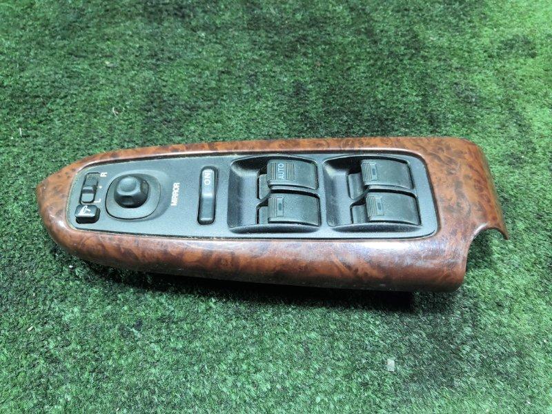 Блок управления стеклами Honda Mdx YD1 J35A передний правый (б/у)