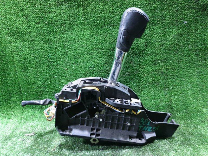 Ручка переключения автомата Nissan Murano TNZ51 QR25DE 2011 (б/у)