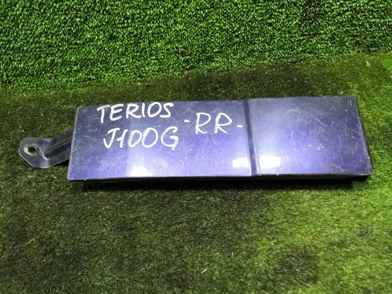 Планка под стоп Daihatsu Terios J100G HCEJ задняя правая (б/у)