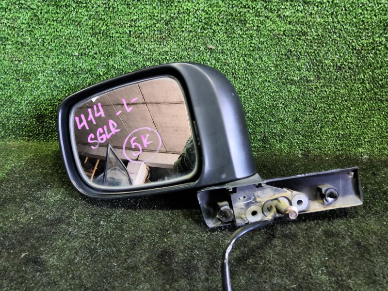 Зеркало Mazda Bongo Friendee SGLR WLT 1995 переднее левое (б/у)