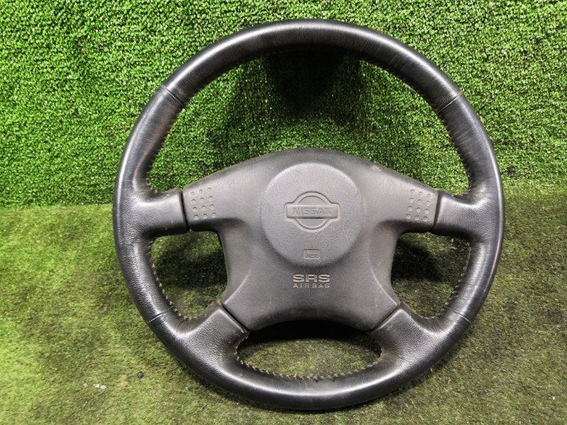 Руль с airbag Nissan Terrano Regulus JRR50 QD32ETI 1997 (б/у)