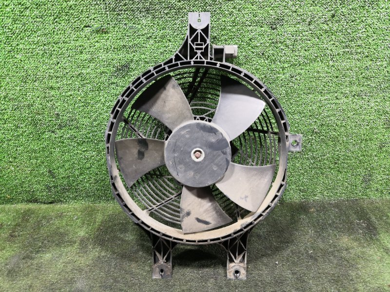 Вентилятор радиатора кондиционера Nissan Terrano Regulus JRR50 QD32ETI 1997 (б/у)