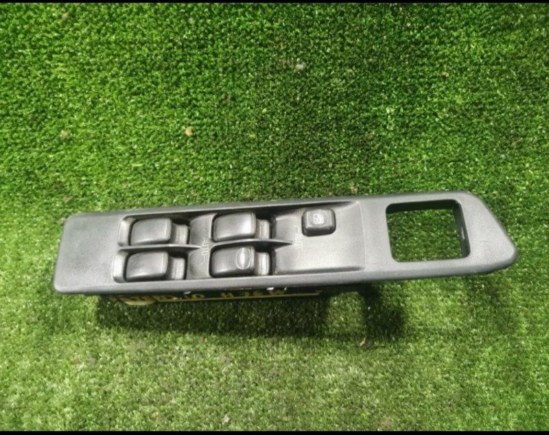 Блок управления стеклами Mitsubishi Pajero Io H76W 4G93 передний правый (б/у)