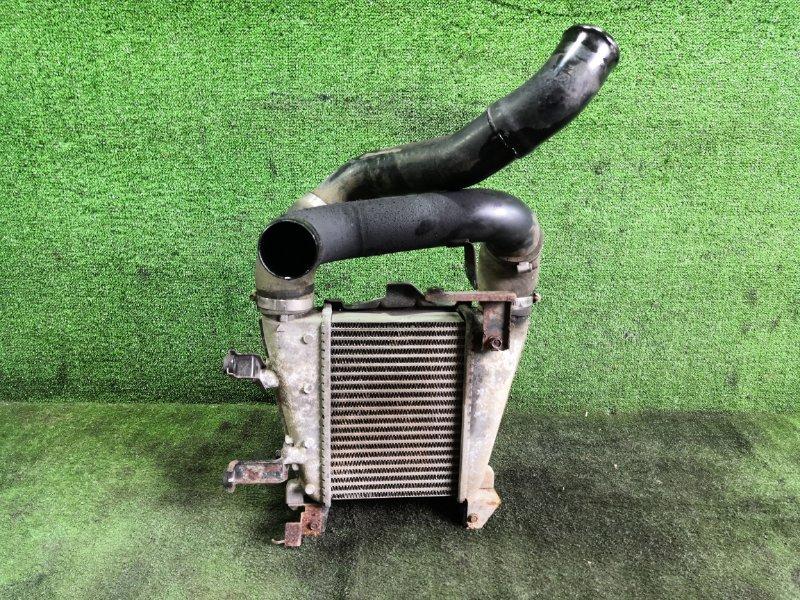 Радиатор интеркулера Nissan Terrano Regulus JRR50 QD32ETI 1997 (б/у)