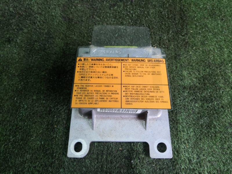 Блок управления airbag Nissan Terrano Regulus JRR50 QD32ETI 1997 (б/у)