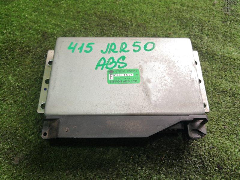 Блок управления abs Nissan Terrano Regulus JRR50 QD32ETI 1997 (б/у)