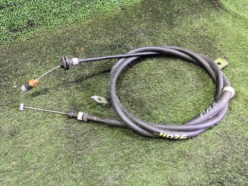 Тросик газа Toyota Cami J102E K3VE (б/у)
