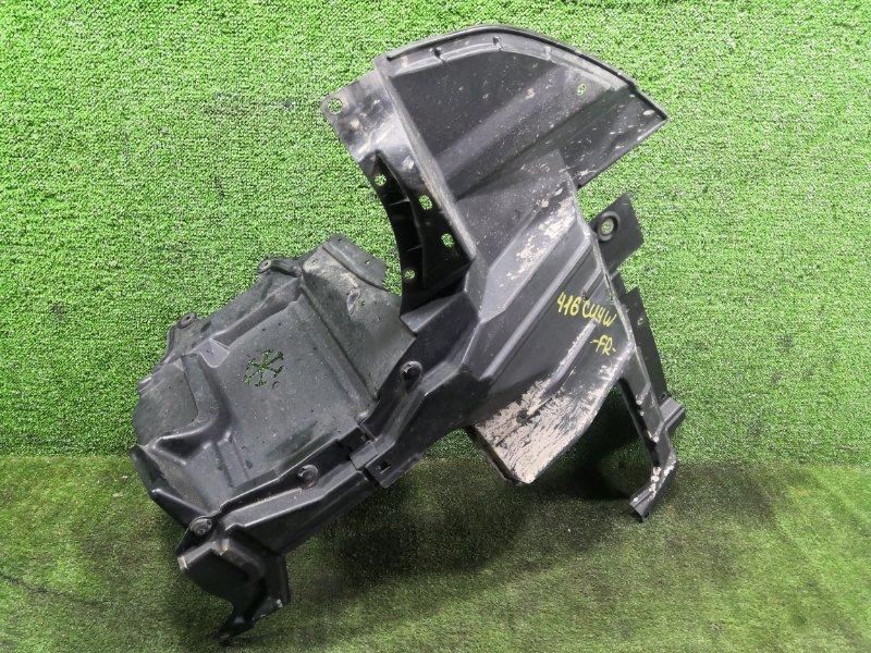 Защита двигателя Mitsubishi Airtrek CU4W 4G64 2003 передняя правая (б/у)