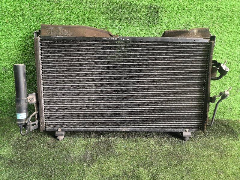 Радиатор кондиционера Mitsubishi Airtrek CU4W 4G64 2003 (б/у)