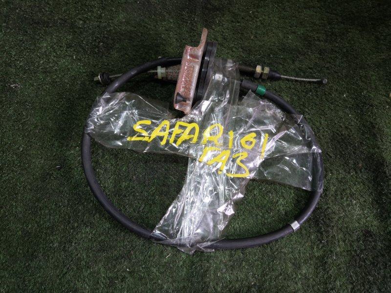 Тросик газа Nissan Safari WGY61 TB45E (б/у)