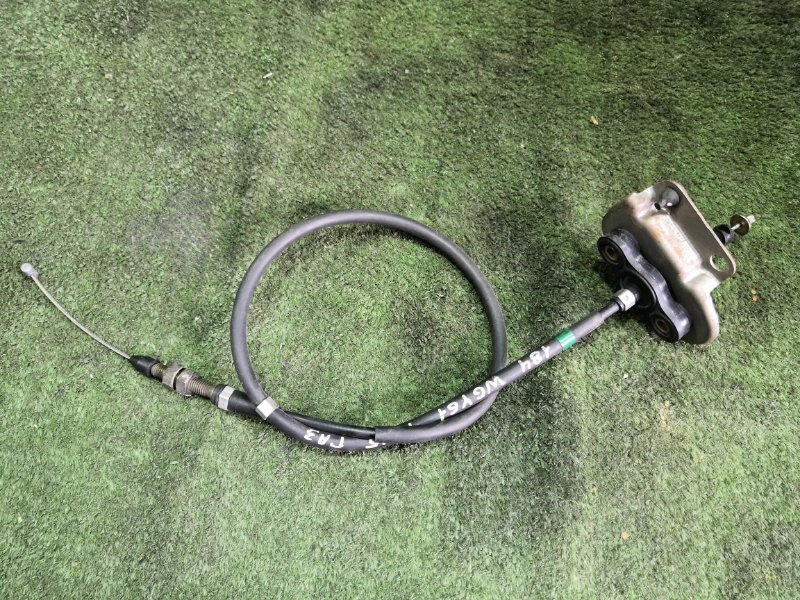 Тросик газа Nissan Safari WGY61 TB45E 1999 (б/у)