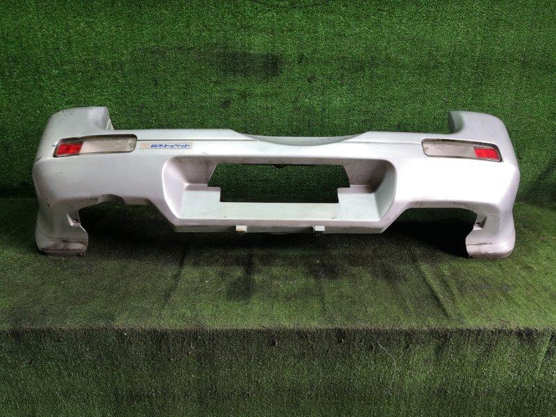 Бампер Toyota Cami J100E HCEJ 1999 задний (б/у)