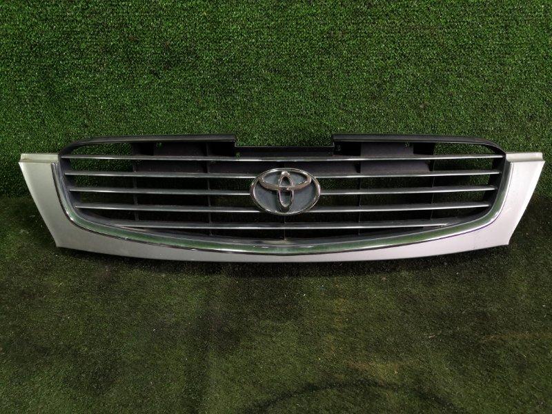 Решетка радиатора Toyota Cami J100E HCEJ 1999 (б/у)
