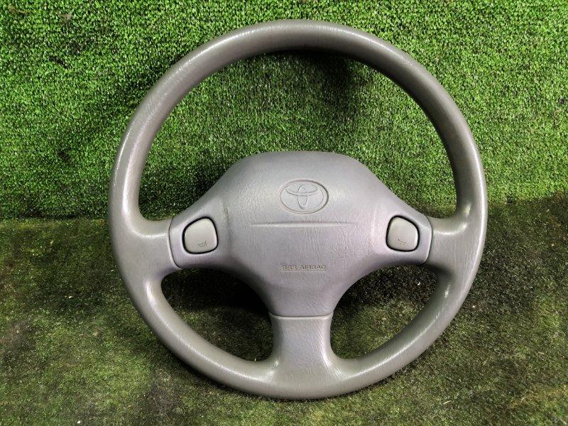 Руль с airbag Toyota Cami J100E HCEJ 1999 (б/у)