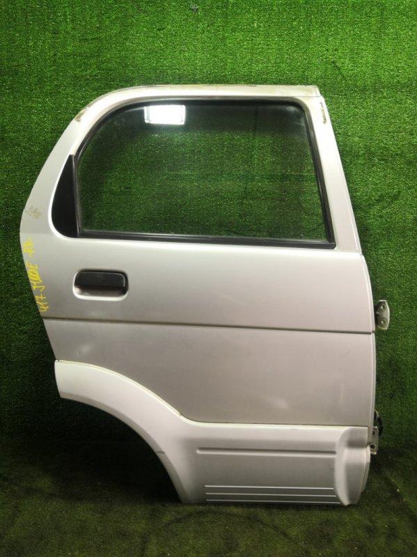 Дверь Toyota Cami J100E HCEJ 1999 задняя правая (б/у)