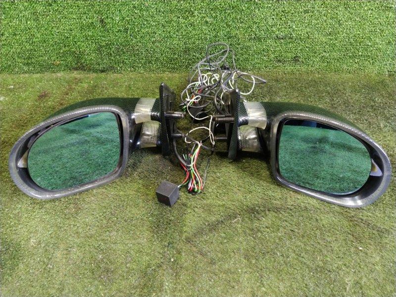 Зеркало Honda Accord CD3 переднее левое (б/у)