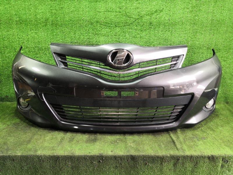 Бампер Toyota Vitz NSP135 1NRFE 2011 передний (б/у)