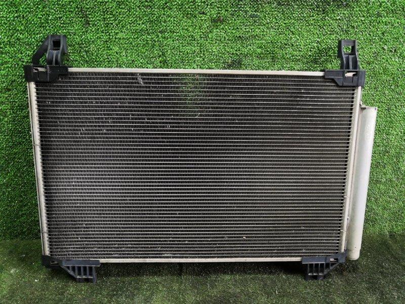 Радиатор кондиционера Toyota Vitz NSP135 1NRFE 2011 (б/у)