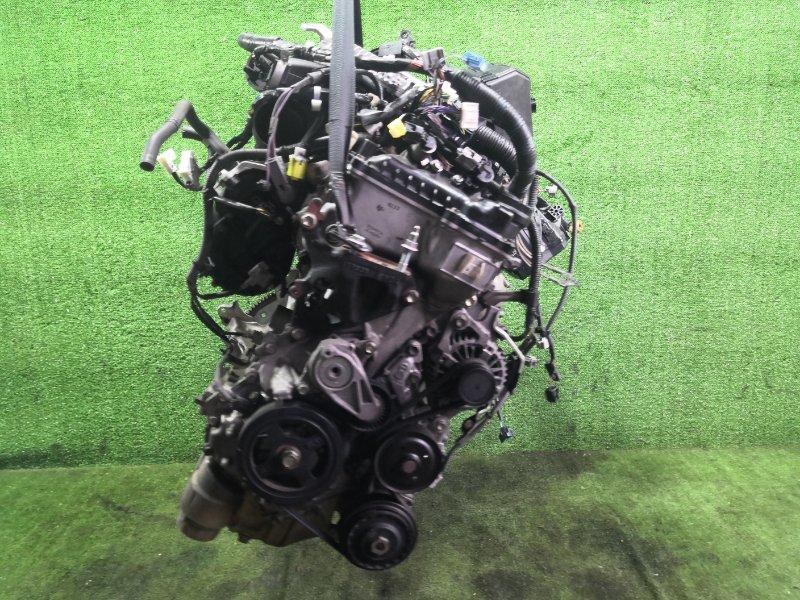 Двигатель Toyota Vitz NSP135 1NRFE 2011 (б/у)