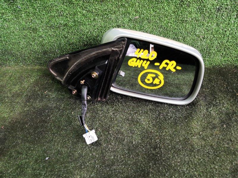 Зеркало Honda Hr-V GH4 D16A 2003 переднее правое (б/у)