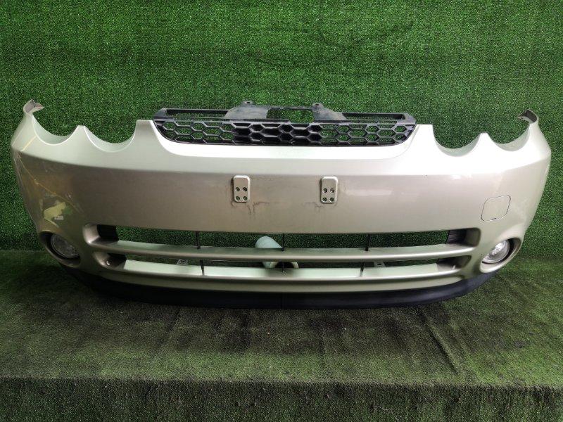 Бампер Honda Hr-V GH4 D16A 2003 передний (б/у)
