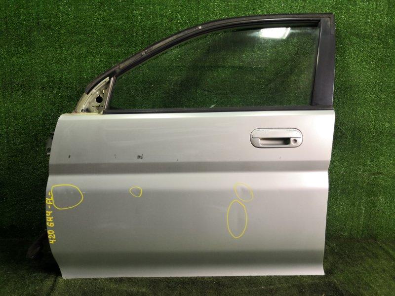Дверь Honda Hr-V GH4 D16A 2003 передняя левая (б/у)