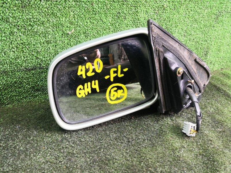 Зеркало Honda Hr-V GH4 D16A 2003 переднее левое (б/у)