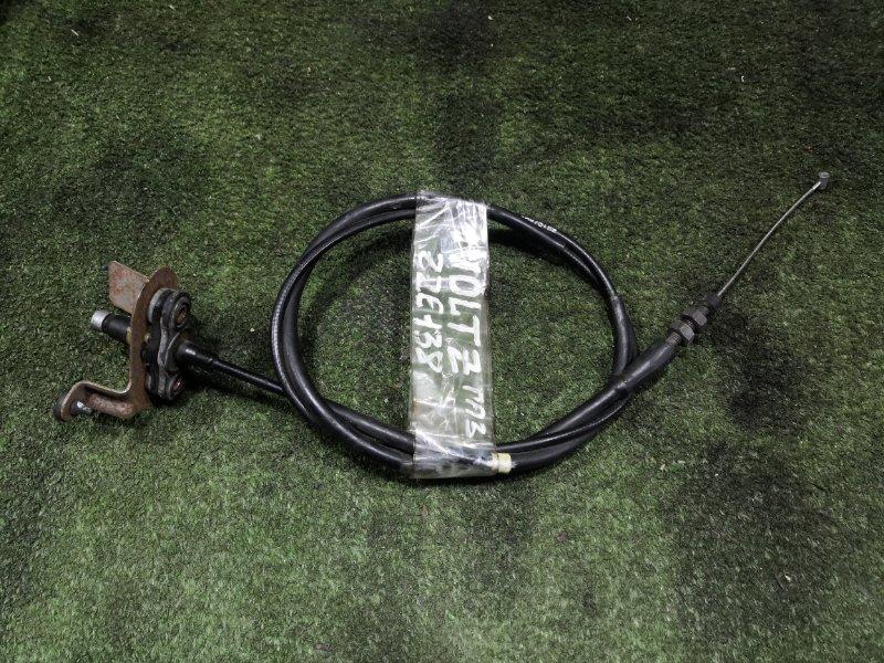 Тросик газа Toyota Voltz ZZE138 1ZZFE (б/у)