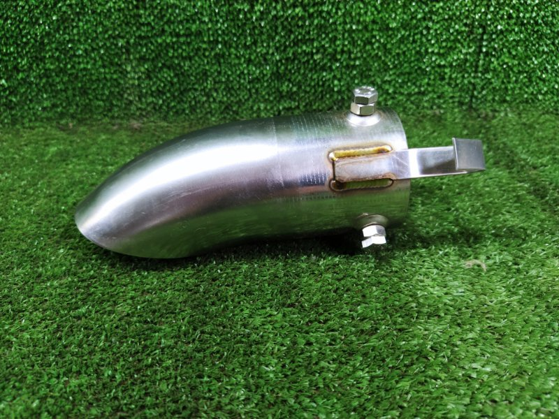 Глушитель Toyota Vitz NSP135 1NRFE 2011 (б/у)