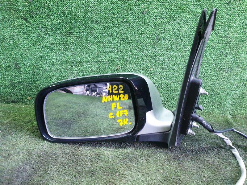 Зеркало Toyota Prius NHW20 1NZFXE 2008 переднее левое (б/у)