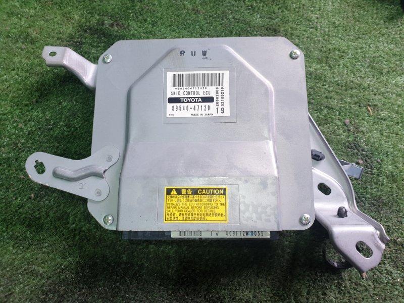 Электронный блок Toyota Prius NHW20 1NZFXE 2009 (б/у)