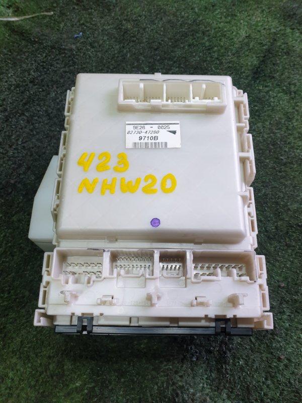 Блок предохранителей Toyota Prius NHW20 1NZFXE 2009 (б/у)