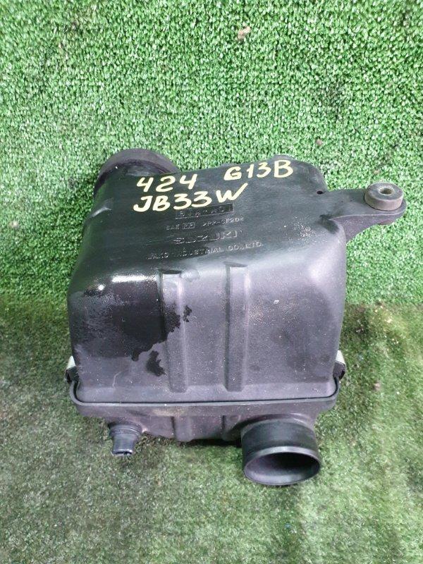 Корпус воздушного фильтра Suzuki Jimny Wide JB33W G13B 1998 (б/у)