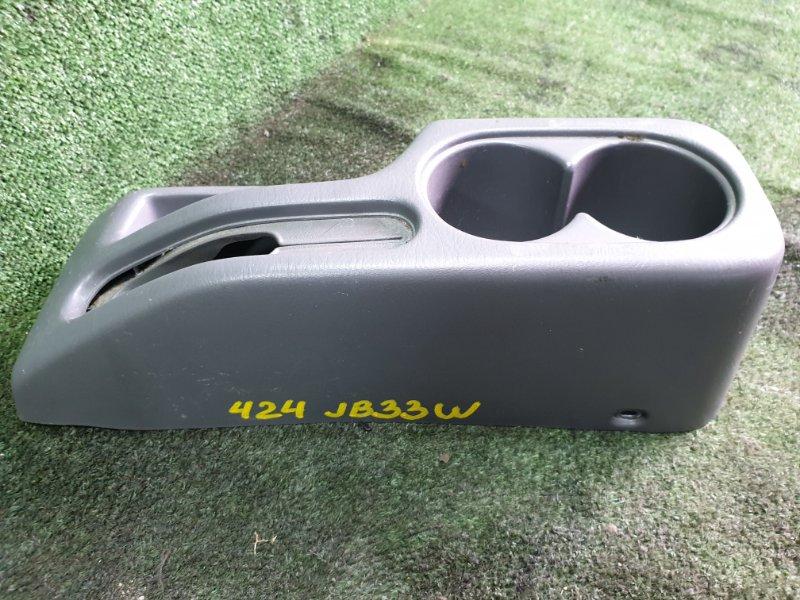 Бардачок между сиденьями Suzuki Jimny Wide JB33W G13B 1998 (б/у)