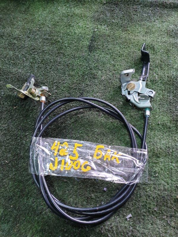 Тросик лючка бака Daihatsu Terios J100G HCEJ 1997 (б/у)