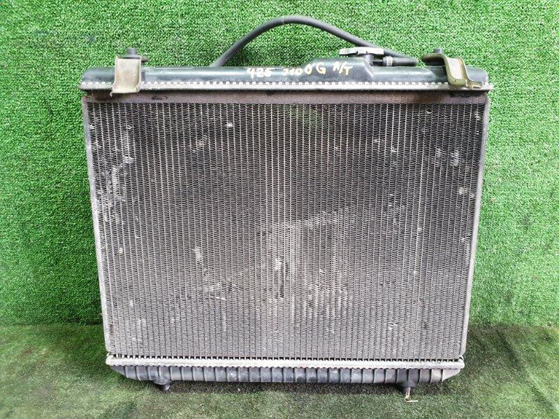 Радиатор основной Daihatsu Terios J100G HCEJ 1997 (б/у)