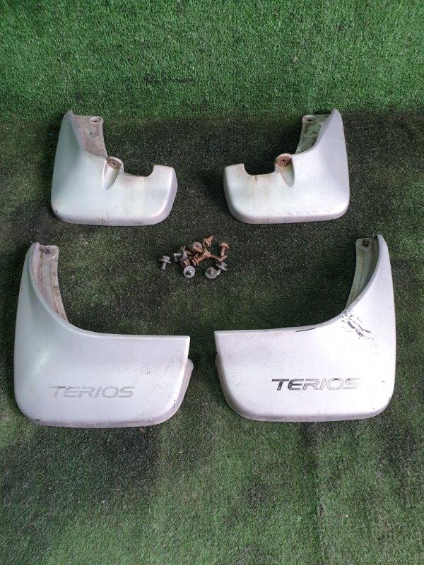 Брызговики комплект Daihatsu Terios J100G HCEJ 1997 (б/у)