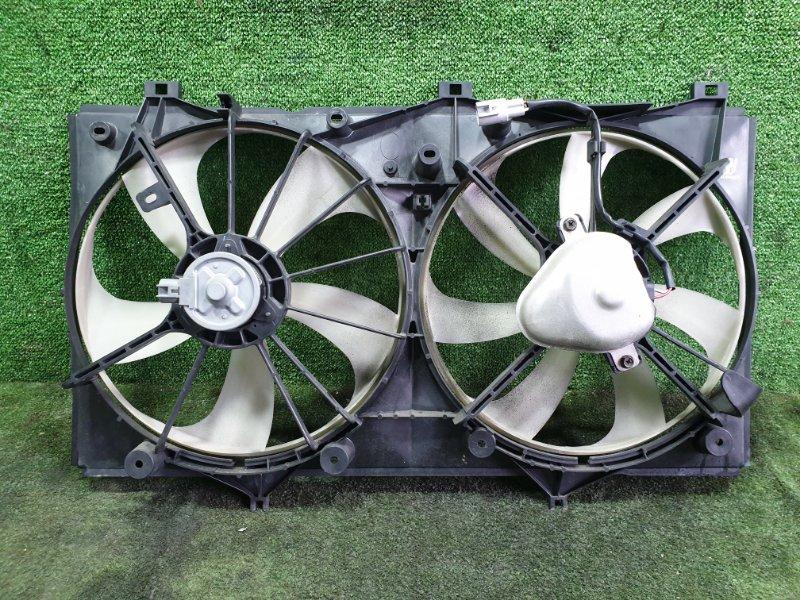 Диффузор радиатора Toyota Camry ACV40 2AZFE 2006 (б/у)
