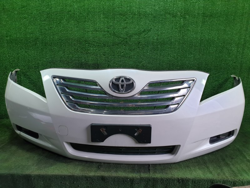 Бампер Toyota Camry ACV40 2AZFE 2006 передний (б/у)