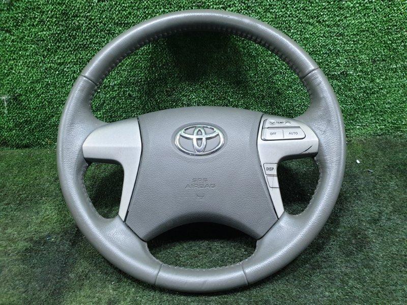Руль с airbag Toyota Camry ACV40 2AZFE 2006 (б/у)