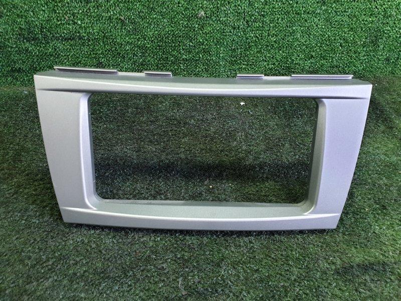 Консоль магнитофона Toyota Camry ACV40 2AZFE 2006 (б/у)