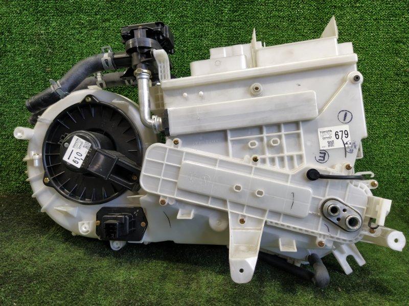 Печка Toyota Alphard ANH15 2AZFE 2003 задняя (б/у)