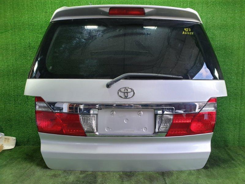 Дверь 5-я Toyota Alphard ANH15 2AZFE 2003 (б/у)