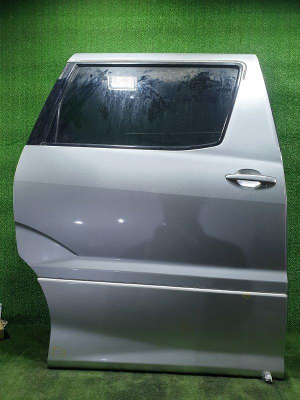 Дверь Toyota Alphard ANH15 2AZFE 2003 задняя правая (б/у)