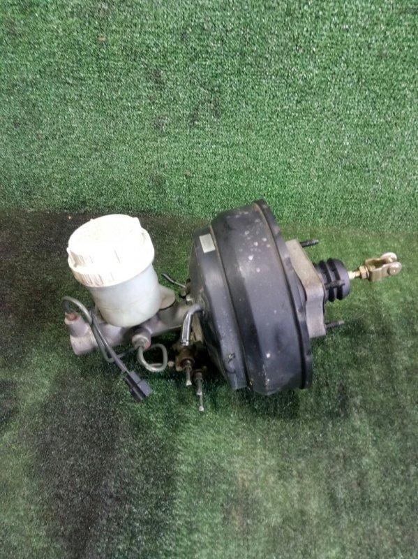 Главный тормозной цилиндр Mitsubishi Rvr N23WG 4G63 1995 (б/у)
